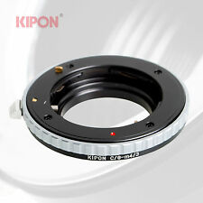 Kipon Adapter for Contax G Lens to Olympus Micro Four Thirds M4/3 MFT Camera