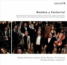 Mambos Y Fanfarria!, New Music
