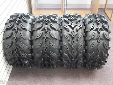 "25"" SWAMP LITE ATV 6 PLY TIRES 25X8-12 , 25X10-12 FULL COMPLETE SET 4 SWAMPLITE"