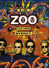 U2 ZooTV Live From Sydney  ( 2 DVD ) LIMITED EDITION DELUXE DIGIPACK