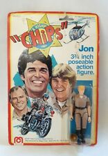 MEGO. CHIPS. TV series JON. ACTION FIGURE. DOLL mint on card rare