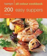 Hamlyn All Colour Cookbook 200 Easy Suppers-ExLibrary