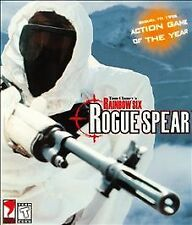Tom Clancy's Rainbow Six: Rogue Spear (PC, 1999)