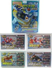 TAKARA Rockman(Mega Man) EXE DX Progress Pet + Battle Chip(30EA) Set + Free Gift