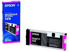 EPSON STYLUS PRO 9500 t476011 C13 t476011 T476 Stampa Cartuccia di inchiostro 220ml