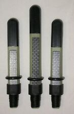 Kinnaird Carbon Fibre Drone Reeds for Bagpipes Set 2 tenors 1 bass Reed