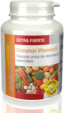 Simply Supplements Complejo Vitamina B | 120 Comprimidos (E196)