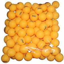 100 Orange 3-star 40mm Table Tennis Balls Advanced Training Ping Pong Ball