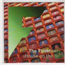 (GH40) The Funktuary, House On The Hill - DJ CD