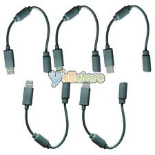 Lot5 Wired Controller Connector USB Breakaway Cable Adapter For XBOX 360