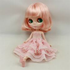 "FASHIONABLE TAKARA 12"" Neo Blythe Nude Doll From Factory For Blythe Custom 6007"