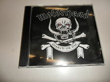 Cd   Motörhead  ‎– March Ör Die