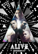 BIGBANG - ALIVE (CD+DVD 1st Press Limited Type-C) [JAPAN Version]