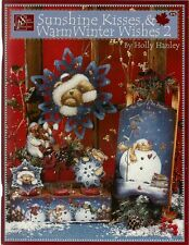 Sunshine Kisses & Warm Winter Wishes # 2 Holly Hanley Painting Book OOP