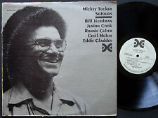 MICKEY TUCKER SoJourn LP XANADU RECORDS 143 US 1977 Cecil McBee Junior Cook
