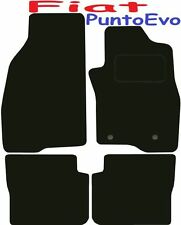 Fiat Punto Evo DELUXE QUALITY Tailored mats 2009 2010 2011 2012 2013 2014 2015