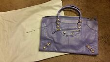 Balenciaga Giant Gold hardware Mauve Purple Work 2013