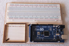 Base Plate with Breadboard for Arduino UNO Due Mega2560 Atmega2560 MegaADK