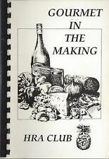 *SPRINGFIELD MO 1991 GOURMET IN THE MAKING COOK BOOK *MISSOURI STATE UNIVERSITY