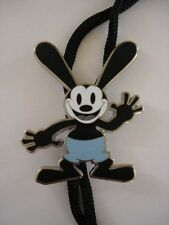 Disney Lanyard WDI Cast Member Oswald with Blue Pants Bolo Style Lanyard LE New