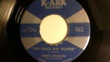 Jimmy dawson Big black bug boogie  2 sided Rockabilly