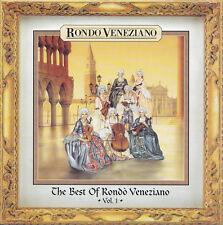 RONDO VENEZIANO - CD - THE BEST OF RONDO VENEZIANO - Vol.1