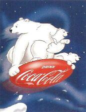 """Couverture plaid polaire Coca-Cola Ours sur capsule """"Collector"""""""