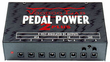 Voodoo Labs PEDAL POWER 2 PLUS Universal Power Supply