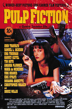 "Pulp Fiction Uma Movie 24""x 36"" Poster  New"