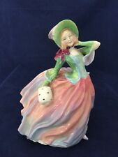 Stunning ROYAL DOULTON Autumn Breezes HN1911  Retired Figurine