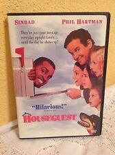 HOUSEGUEST DVD 1995 COMEDY MOVIE SINBAD, PHIL HARTMAN
