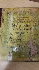 J Haydn: My Mother Bids Me Bind My Hair: Music Score (B5)