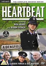 Heartbeat: The Complete Series 2 - DVD NEW & SEALED (3 Discs)