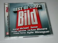 BILD BEST OF 2002 / 2 CD'S MIT ENRIQUE IGLESIAS PET SHOP BOYS NICKELBACK MOBY ..