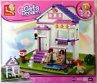 Sluban Girls Dream M38 B0532 Holiday Home Ferienhaus Neu & OVP