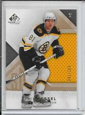 07-08 SP Game Used Phil Kessel Gold # 93 #d/100