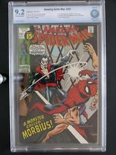 Amazing Spider-Man #101 -NEAR MINT- CBCS 9.2 NM- Marvel 1971 - 1st App Morbius!