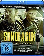SON OF A GUN (Ewan McGregor, Brenton Thwaites) Blu-ray Disc NEU+OVP