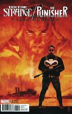 DOCTOR STRANGE PUNISHER MAGIC BULLETS #1 MALEEV VARIANT MARVEL COMICS
