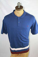 AUTH $110 Fred Perry Men Slim Fit  Polo Shirt XS