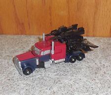Transformers Dotm OPTIMUS PRIME Complete Cyberverse Dark Side The Moon Figure