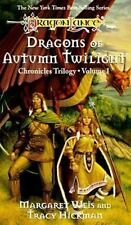 Dragons of Autumn Twilight (DragonLance Chronicles, Vol. 1)