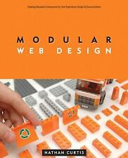 Modular Web Design: Creating Reusable Components for User Experience D-ExLibrary