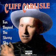 Far Beyond the Starry Sky, Carlisle, Cliff, , Very Good Import