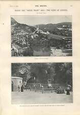 1903 Two Views Of Lourdes Man And Superman