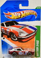 HOT WHEELS 2011 SUPER TREASURE HUNT DATSUN 240Z #12/15