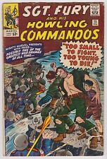 Sgt. Fury and His Howling Commandos #15 - Very Good Condition!