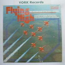 WESTERN BAND OF THE ROYAL AIR FORCE - Flying High - Ex Con LP Record Contour