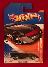 Hot Wheels The BATMAN Batmobile 2011 Track Stars Mattel DC Comics 1:64 Scale Car
