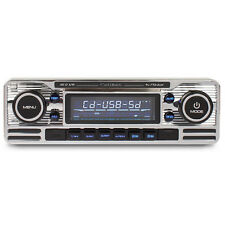 RETRO – CD Player with FM Tuner, USB/SD Reader & AUX